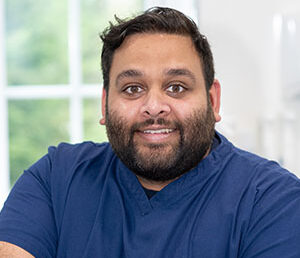 Vishal Klaire - Dentist with Special Interest Endodontics
